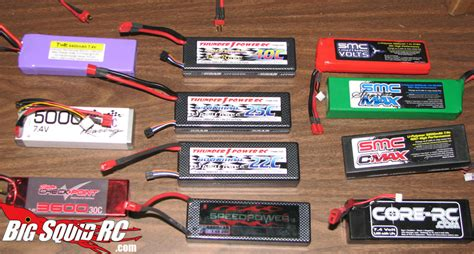 best lipo battery brand lipo battery shootout 171 big squid rc rc car and truck