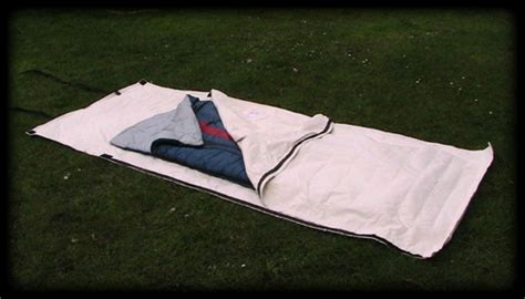 duluth tent and awning bed roll tumpline with a basic blanket roll rig gypsy