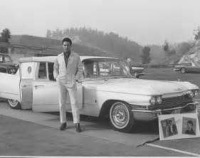 Elvis Cadillacs Elvis And A 1960 Cadillac Series 75 Fleetwood Limousine