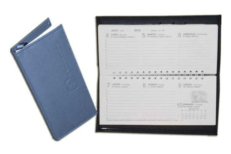 agenda escritorio agendas clasicas fabricacion de agendas