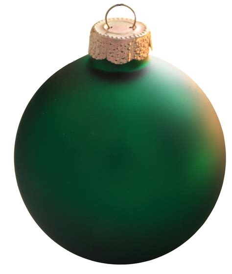 christmas decorations 6 quot christmas green ball ornament