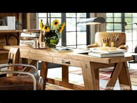 rustic desk and bench pottery barn s bench style office desk rustic look and