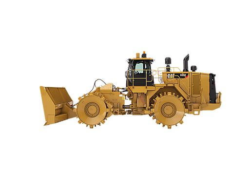 Built In Trash Compactor by Cat 836k Landfill Compactor Caterpillar