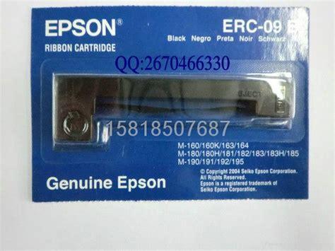 Ribbon Catridge Erc 39 Postronix epson ribbon erc 09b erc 43b erc 05 erc 39 china manufacturer printer cartridge paper