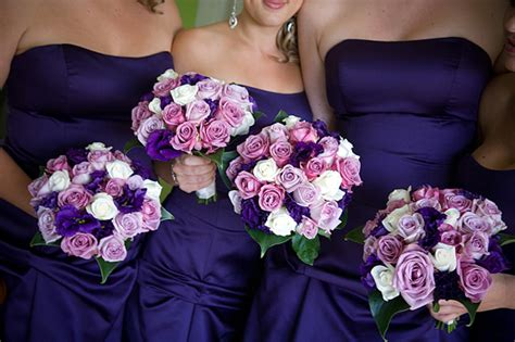 Bridesmaid Flowers by Bridesmaid Flowers Cherry