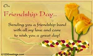 all my care free friendship band ecards greeting cards 123 greetings