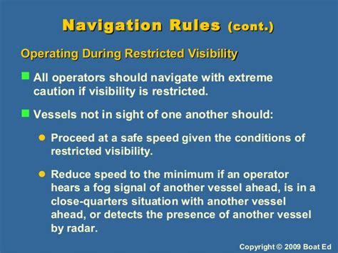 boat navigation lights regulations wa adventures in boating wa 2009