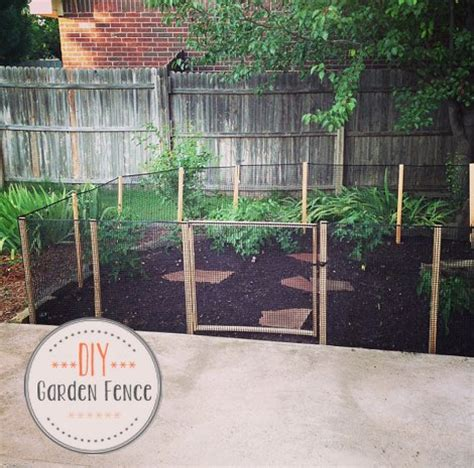 Small Fence For Garden by How To Build A Small Perimeter Garden Fence