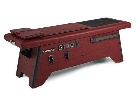 lumbar traction table traction table roller