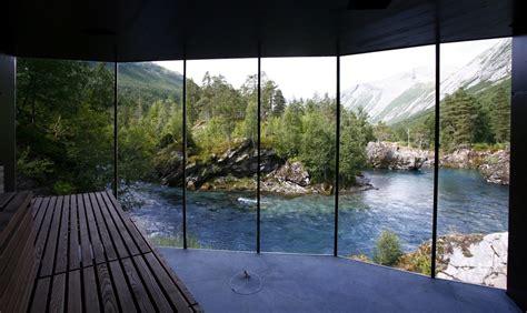 juvet hotel ex machina juvet hotel norvege ex machina film nature 01 la boite verte