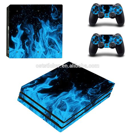 Ps4 Skin Custom Order custom skin decal wrap console controller stickers for ps4 pro for playstation 4 pro buy