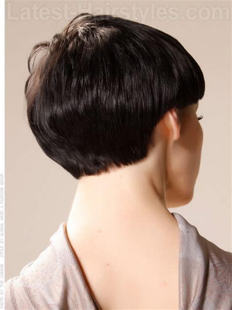 back of head haircuts pixie haircut back of head