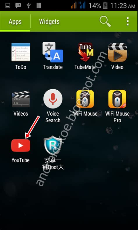 tutorial youtube downloader android cara download video youtube dengan android tutorial