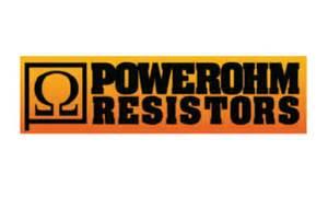 powerohm resistors powerohm authorized distributor of powerohm power resistor products