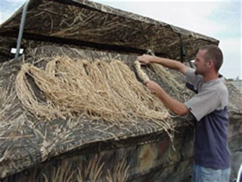 attaching duck blind to boat mud buddy blinds