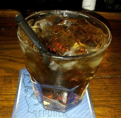 old faithful bacardi coke bar lounge etiquette