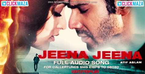 download mp3 from badlapur jeena jeena atif aslam badlapur full audio song