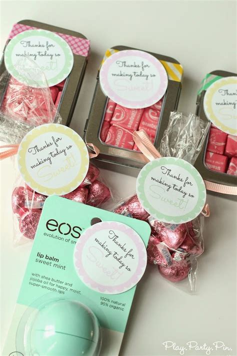 Simple Baby Shower Favors by Simple Baby Shower Favor Idea And Printable Play Plan