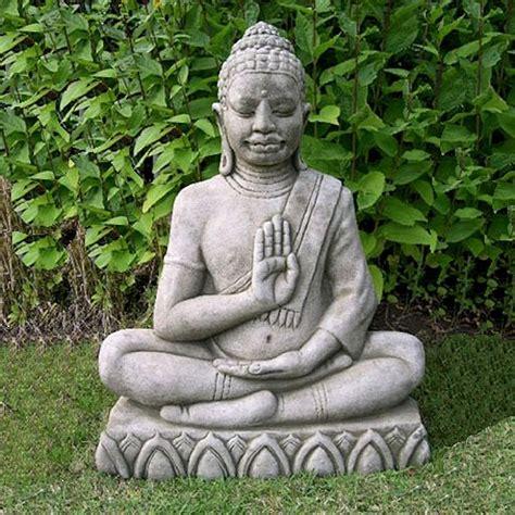 Buddha Garden Statue by Javanese Buddha Statue Garden Statues