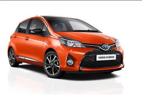 Toyota Edition New Toyota Yaris Orange Edition Brightens Up The Range