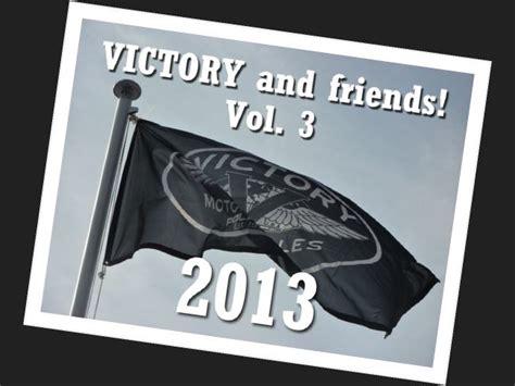 Victory Motorrad Kleinemeier by 3 Victory Treffen 2013