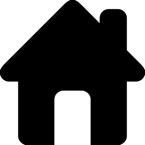 Small Size Home Icon File Home Icon Svg Wikimedia Commons