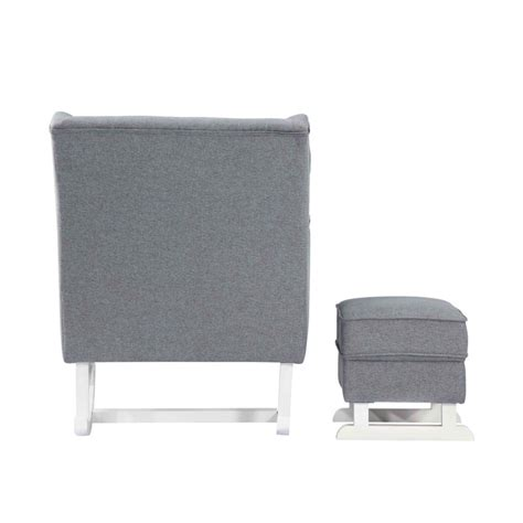 baby lounge chair baby polyester lounge chair gray