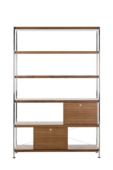 Wood Wall Shelving Units Furniture Impressing Modern Shelving Units For Your