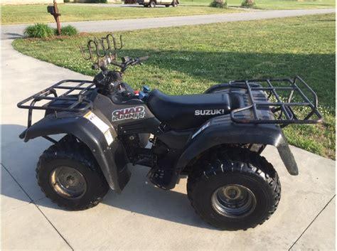 suzuki quadrunner lt 250 motorcycles for sale