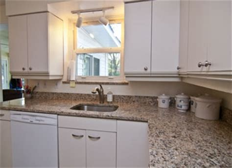 white formica kitchen cabinets cost vs value small kitchen makover