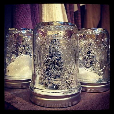 mason jar snow globes craft memes