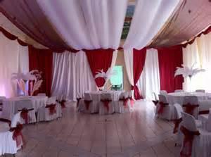 decorations de salles decorations salle de mariage