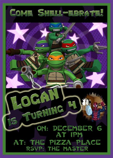 Thank You Card Mini Tema Lego 17 best images about tmnt lego 7 2015 on