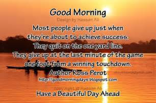 Self improving inspiring quotes at 8 11 am labels good morning quotes
