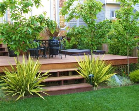 Decked Garden Ideas Northern California Landscaping Ideas Landscaping Network