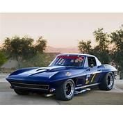 Corvette Sting Ray 427 L88 Trans Am Race Car C2 1967