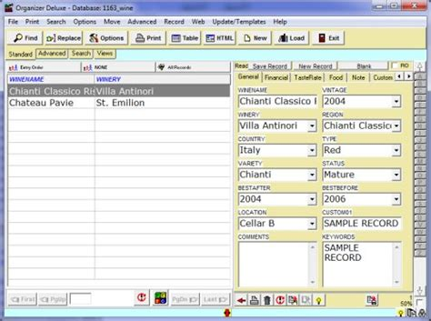 Download Inventory Database Templates Free Software Uasoftware Openoffice Inventory Database Template