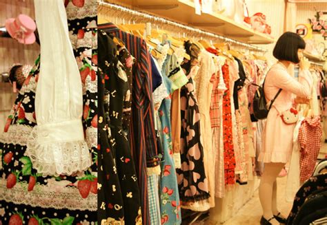 Closet Fashion Store by Closet Child Shinjuku Vintage Shopping In Japan