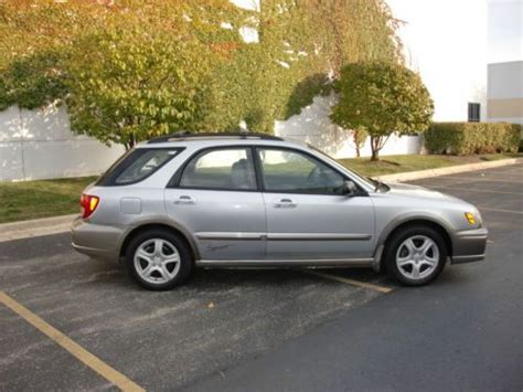 auto air conditioning service 2003 subaru impreza parking system purchase used 2003 subaru impreza outback sport wagon 2 5l low 54 000 miles awd great car in