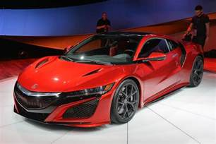 Acura 2016 Nsx 2016 Acura Nsx Detroit 2015 Photos