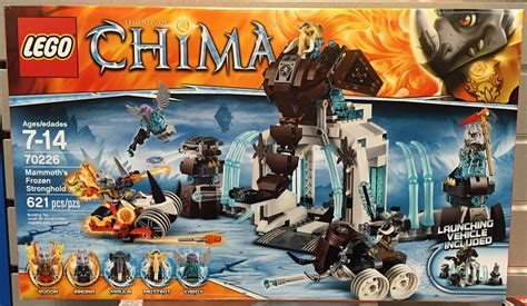 Galerry lego chima names
