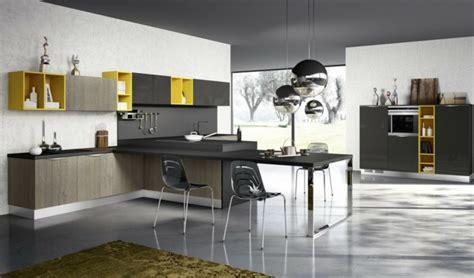 Gelbe Wände In Der Küche by K 252 Che Wand Streichen