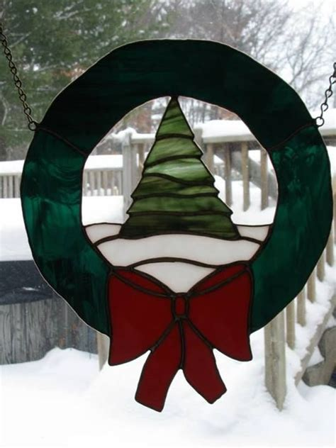 christmas pattern stained glass 416 best holiday christmas stained glass images on