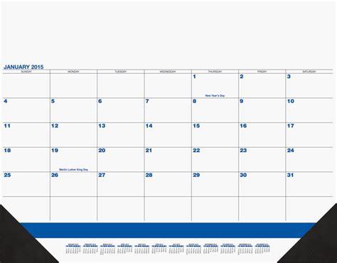 custom desk pad calendar custom desk pads calendars