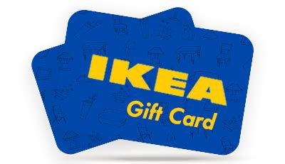 Ikea Usa Gift Card Balance - buying ikea gift cards discounts and checking balance information