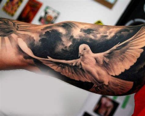 mens bicep tattoos 100 inner bicep designs for manly ink ideas
