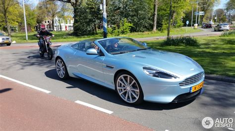 volante gt aston martin db9 gt volante 2016 22 april 2016 autogespot