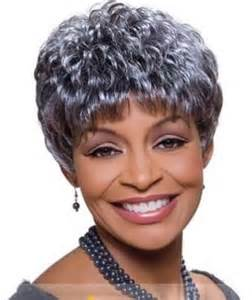 gray hair pieces for american gray wigs for african american women short hairstyle 2013