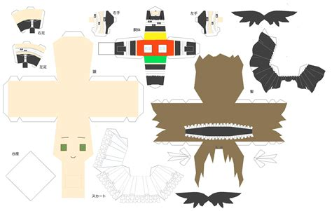 Hetalia Papercrafts - hetalia papercraft liet by dj mewmew on deviantart