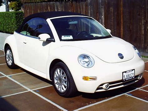 Beige Beetle Convertible Punch Buggy Pinterest